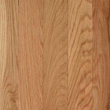 "Lineage Rivermont 3 1/4"" Solid White Oak Flooring in Natural"
