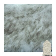 Gold Star Longwool Black/Gray Area Rug