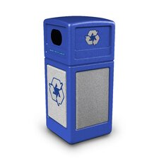 Stonetec Series 42 Gallon Industrial Recycling Bin