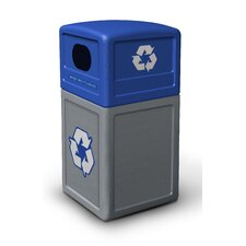 Green Zone 38 Gallon Recycling Bin