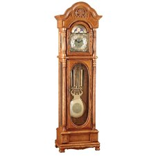 "<strong>Hermle Black Forest Clocks</strong> 90"" Grandfather Clock"