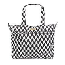 Legacy Super Be Zippered Tote Diaper Bag