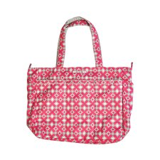 <strong>Ju Ju Be</strong> Super Be Zippered Tote Diaper Bag