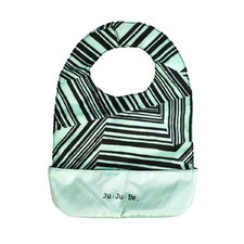 Be Neat Reversible Baby Bib in Mint Chip