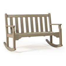 Classic Plastic Garden Bench