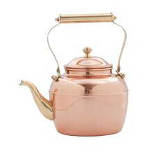 Copper 2.5-qt. Tea Kettle