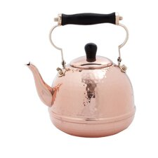 Hammered 2-qt. Tea Kettle