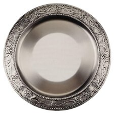 "Victoria 13"" Charger Plate (Set of 6)"