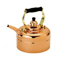 Copper 3-qt. Tri-Ply Windsor Whistling Teakettle