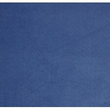 Suede Lapis Blue Pillow Sham