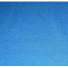 Twill Royal Blue Pillow Sham