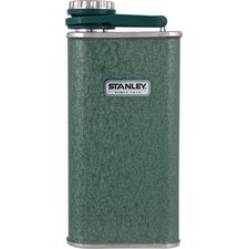 8 Oz Classic Flask in Stainless Steel