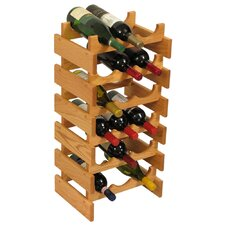 Dakota 18 Bottle Wine Rack