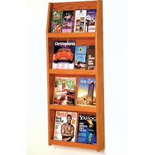 8 Pocket Magazine / 16 Pocket Brochure Wall Display