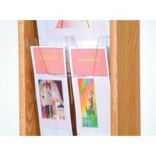 Removable Divider for Brochures (Set of 3)