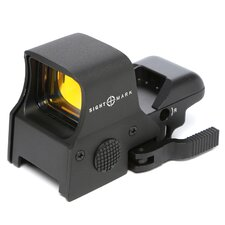 Ultra Shot Reflex Sight with Digital Switch in Black