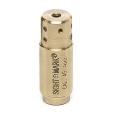 45 ACP Pistol Laser Bore Sight