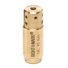 357/38 Special Pistol Laser Bore Sight