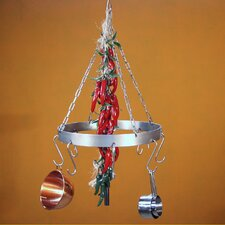<strong>HSM Racks</strong> Galley Round Hanging Pot Rack