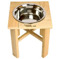Legacy Outdoor Raised Feeder for Dogs