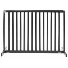 "30"" Large Kensington Pet Gate in Black"