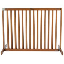 "30"" Large Kensington Pet Gate in Artisan Bronze"