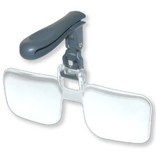 VisorMag Clip-On 2x Magnifier Lenses for Hat