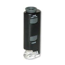 MicroMax LED Pocket Microscope (Set of 3)