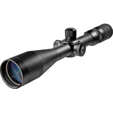 4-16x50, Benchmark Riflescope, Side Parallax, Black Matte, 30mm, Mil-Dot