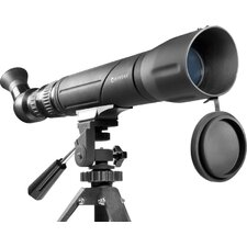 20-60x60 Spotter SV Spotting Scopes, Angled and Rotatable, Roof, Blue Lens, with Tripod and Soft Case