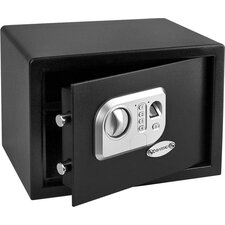 <strong>Barska</strong> Compact Biometric Keypad Safe