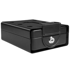 <strong>Barska</strong> Drawer Style Compact Key Lock Safe with Lid