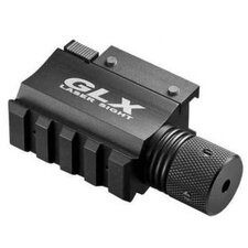 GLX Laser Sights Red Laser with Built-In Mount and Rail