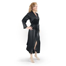 Aus Vio Mulberry Silk Robe