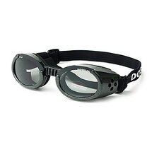 ILS Lense Dog Goggles in Black