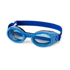 ILS Lense Dog Goggles in Shiny Blue