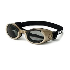ILS Lense Dog Goggles in Chrome