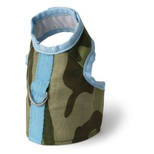 Dog Boutique Harness in  Green Camo Vest