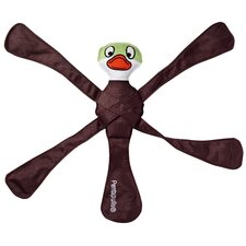 <strong>Doggles</strong> Pentapulls® Duck Dog Toy