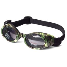 ILS Lense Dog Goggles in Green Camo