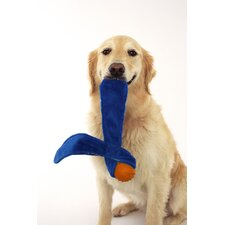 Ears Dog Toy in Blue