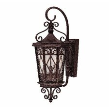 <strong>Savoy House</strong> Pierce Paxton 3 Light Outdoor Wall Lantern