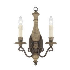 Mallory 2 Light Wall Sconce