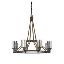Maverick 8 Light Chandelier