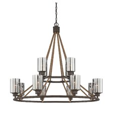 Maverick 12 Light Chandelier