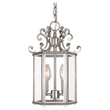 Spirit 2 Light Foyer Pendant