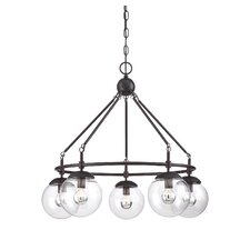Argo 5 Light Chandelier