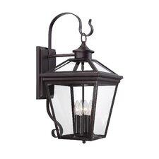Ontario 4 Light Outdoor Wall Lantern