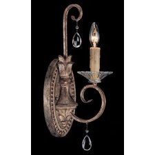 Antoinette 1 Light Wall Sconce