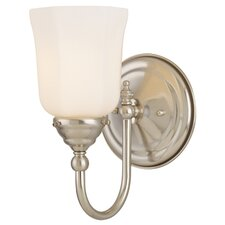 <strong>Savoy House</strong> 1 Light Wall Sconce